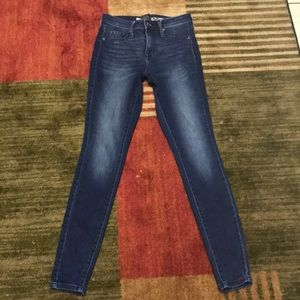 Mossimo jeans high rise 0/25R